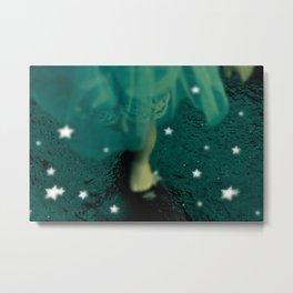 Alice's Escapades ~ Alice and the Stars Metal Print