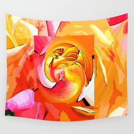 colors feeling Wall Tapestry