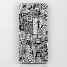 nightmares iPhone & iPod Skin