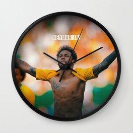 Neymar Junior Wall Clock