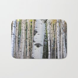 Forested Bath Mat