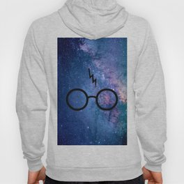 Cosmic Lightning Scar HP Hoody