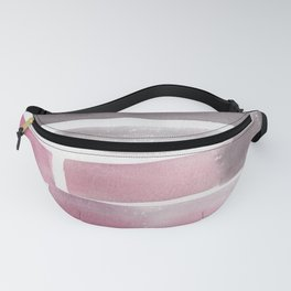 34 | 1903019 Watercolour Abstract Painting Fanny Pack