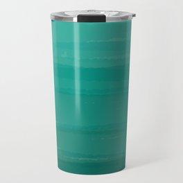 Sea Foam Dream Ombre Travel Mug