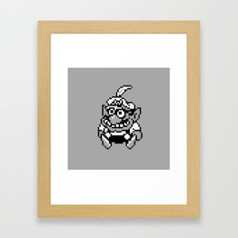 Wario 2 Framed Art Print