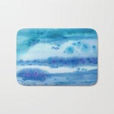 Nothing but Blue Skies Bath Mat
