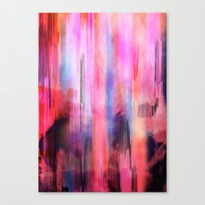 Sunset Punch Canvas Print