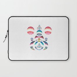 Powerful Womb Chi Love Geometry Laptop Sleeve