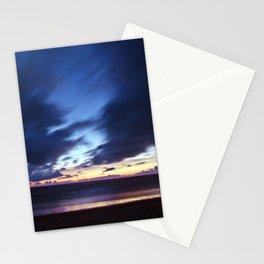 Magic Henne Beach on the West Coast of Denmark Stationery Cards