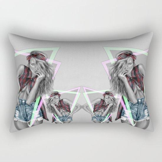 + Take Care II + Rectangular Pillow