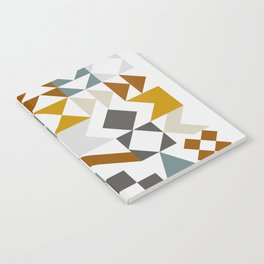 Mid West Geometric 05 Notebook