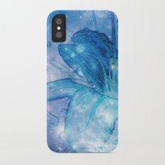 Deep dream iPhone X Slim Case