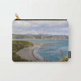Find your Paradise Carry-All Pouch