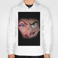 evil queen Hoodies featuring Evil Queen by Jgarciat
