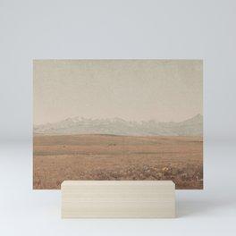 Sanford Robinson Gifford - Longs Peak, Colorado Mini Art Print