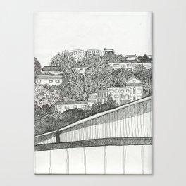 Bayview Canvas Print