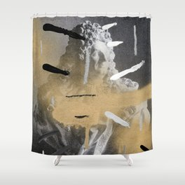 Composition 531 Shower Curtain