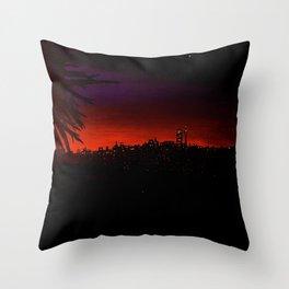 Johannesburg Throw Pillow