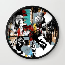 POSE Wall Clock