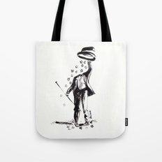 THE ILLUSIONIST Tote Bag