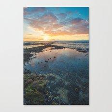 Big Island Sunset Canvas Print
