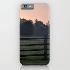 Billings Farm Sunrise at Woodstock, Vermont  Slim Case iPhone 6s