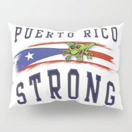 PUERTO RICO STRONG Pillow Sham