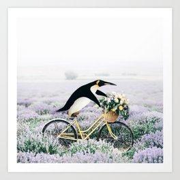 Happy Ride Kunstdrucke