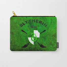 Slytherin Quidditch Team Carry-All Pouch