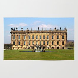 Chatsworth House Rug
