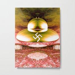 THULE SOCIETY Metal Print