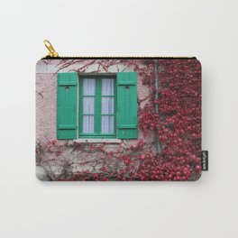 French Window in Autumn Carry-All Pouch
