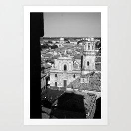 Reggio Emilia Art Print