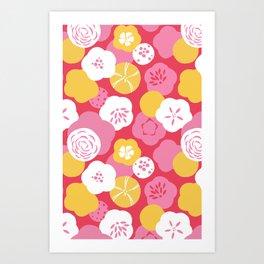 Summer Slice Art Print