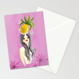 Tropical Girls - Lani Stationery Cards