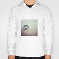 fishing Hoodies featuring FISHING by Kath Korth