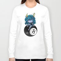 homestuck Long Sleeve T-shirts featuring Virska  Serket - Homestuck by Kapika