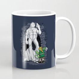 Mikey's David Coffee Mug