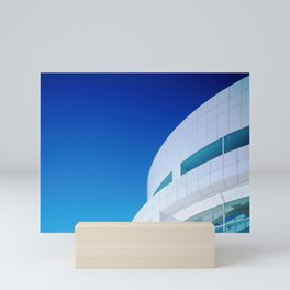 Richard Meier architect | Getty Center | Los Angeles Mini Art Print