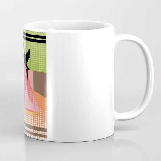 3 Flew Over. Mug