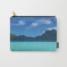 Bora Bora Ocean Carry-All Pouch