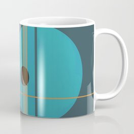 Geometric Abstract Art #4 Coffee Mug