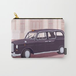 London Taxi Cab Carry-All Pouch