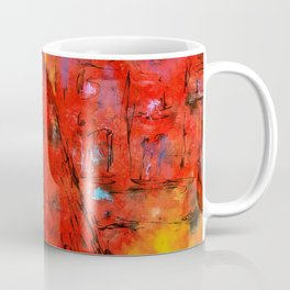 Red Hot Summer Girl Coffee Mug