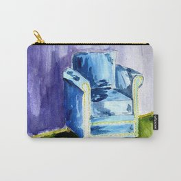 Sad Chair Carry-All Pouch