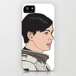 Dr. Amelia Brand iPhone Case