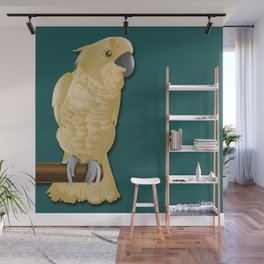 Ivory the Bird Wall Mural