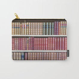How Bookish are you? Carry-All Pouch