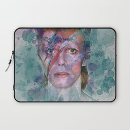 David Bowie Laptop Sleeve