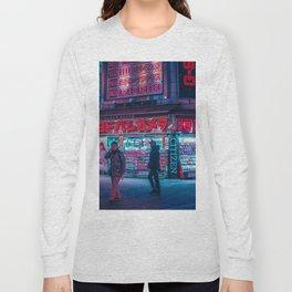 3 A M   P H O N E   C A L L Long Sleeve T-shirt